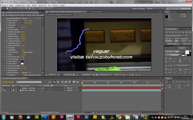 Adobe after effects cs4 final revizionplus for Download template after effect cs4